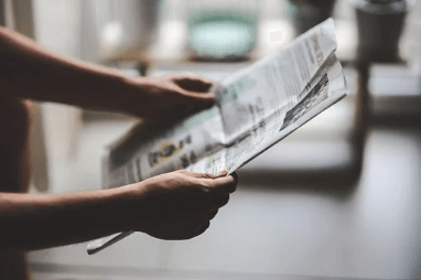 Welke krant past bij mij?